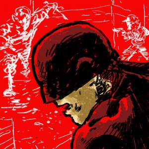 Daredevil Fan Art Image